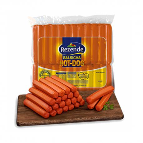 Salsicha Hot Dog Rezende