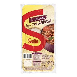 Linguiça Calabresa Sadia Kg