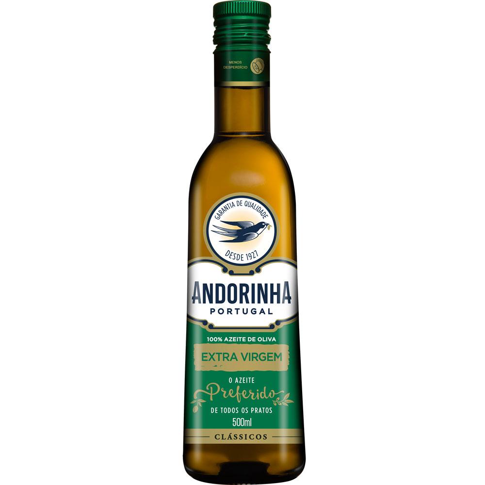 Azeite Andorinha Português Extra Virgem 500ml