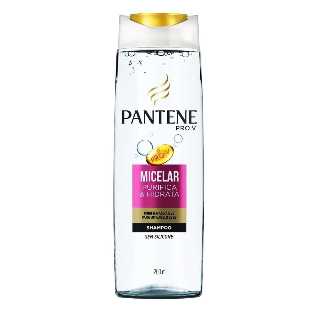 Shampoo Micelar 200ml Pantene