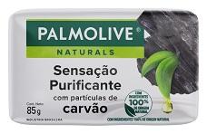Sabonete Palmolive Carvão 85G