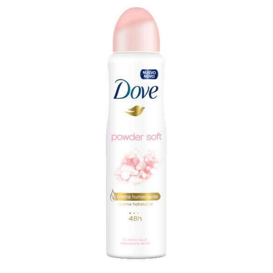 Antitranspirante Aerossol Powder Soft Talco Dove 150ml