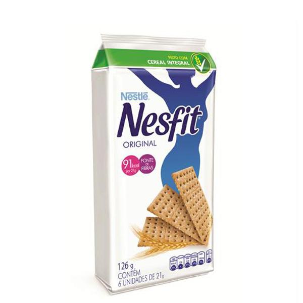 Biscoito Salgado Original Nestlé 126g