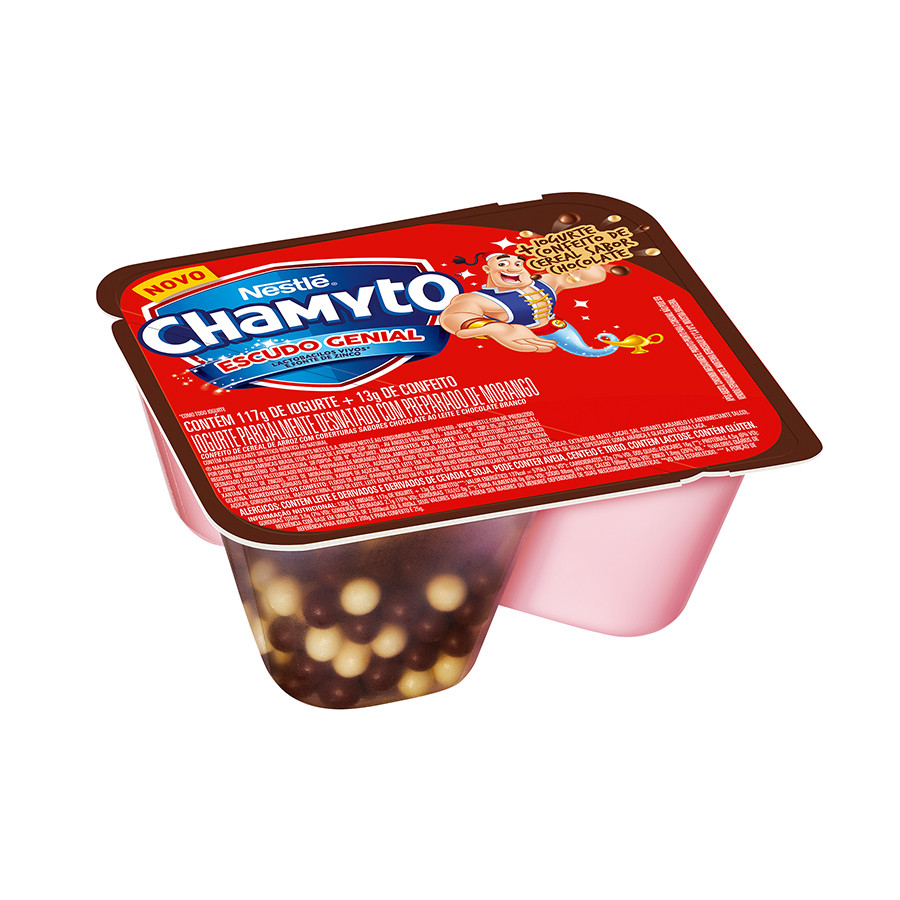 Nestle Chamyto 130g Cereal Chocolate