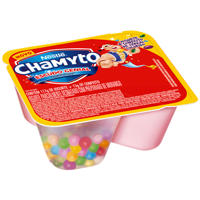 Nestle Chamyto 130g Cereal Colorido