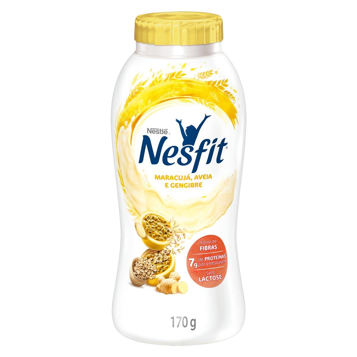 Iogurte Nesfit Maracujá Zero Lactose 170G