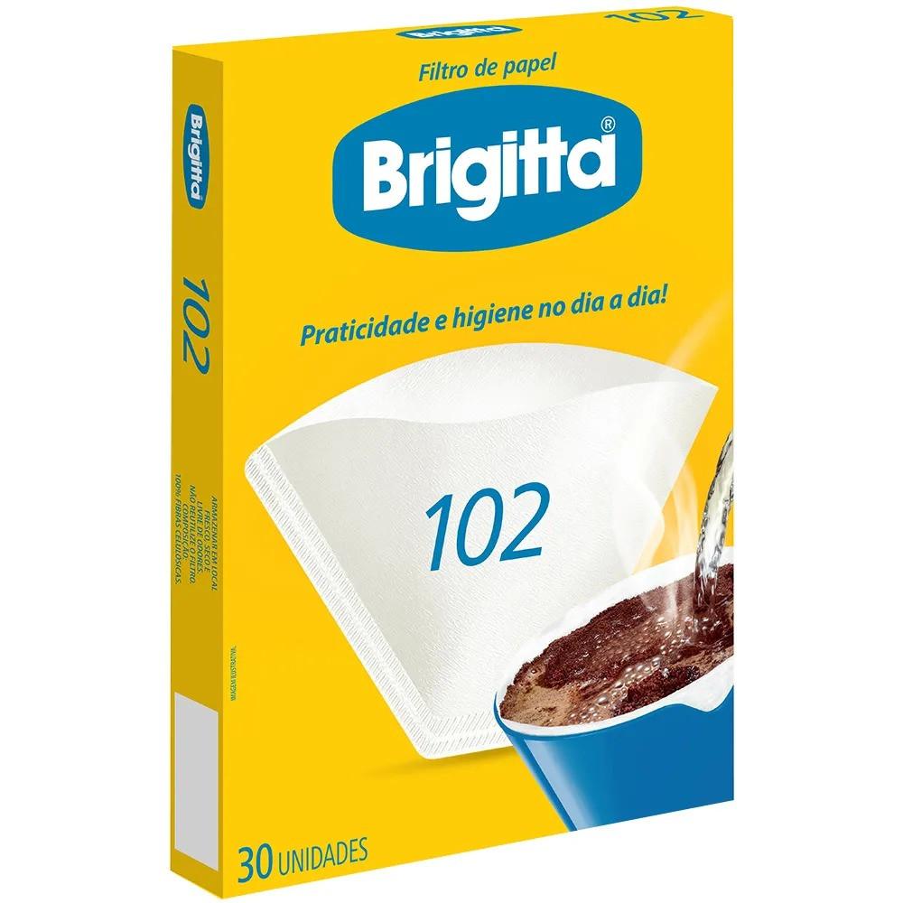 Filtro de Papel Brigitta 102 30 Un