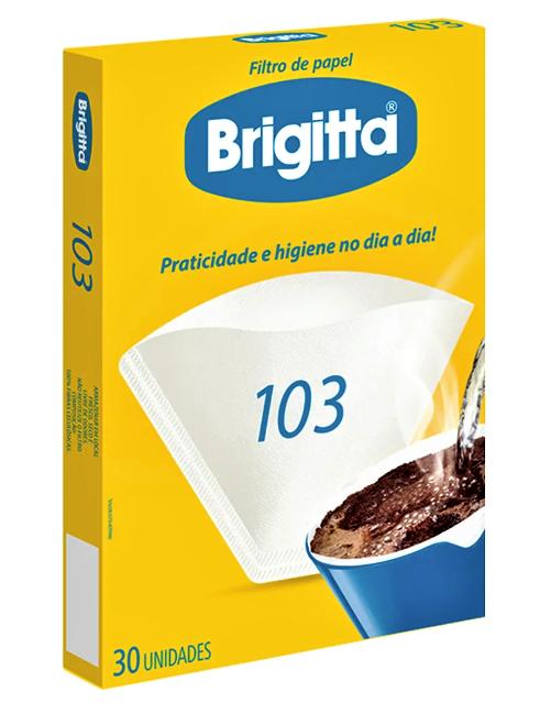 Filtro de Papel Brigitta 103 30Un