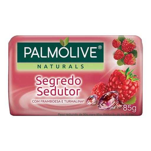 Sabonete Em Barra Segredo Sedutor Palmolive Naturals Cartucho 85g
