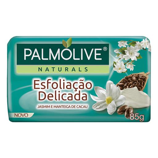 Sabonete Naturals Suave Jasmim 85g Palmolive