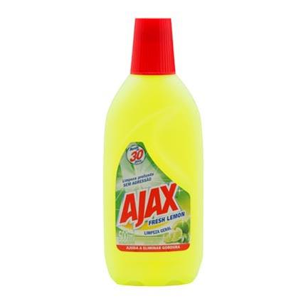 Detergente Multiuso Fresh Lemon Ajax Frasco 500ml