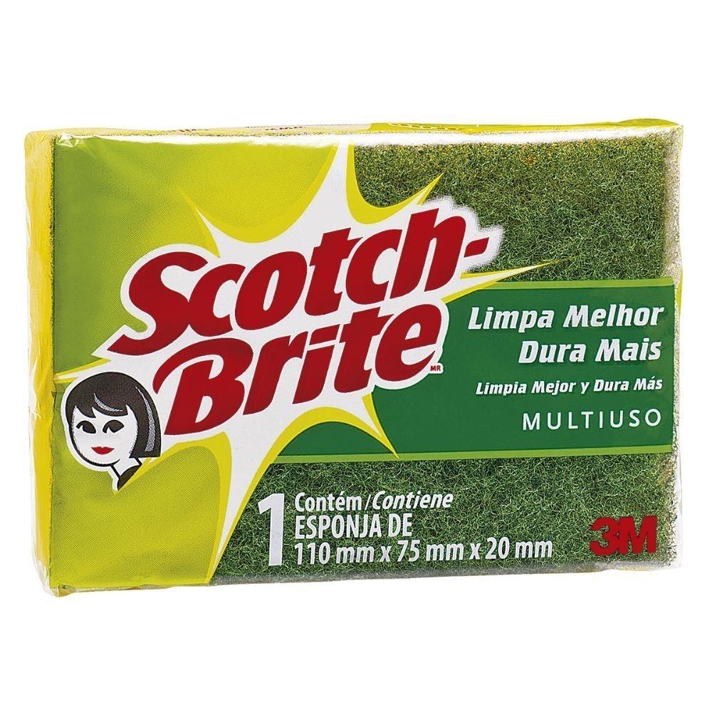 Esponja Multiuso Cozinha Scotch Brite
