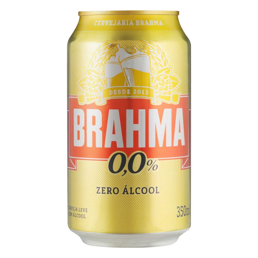 Cerveja Brahma Zero