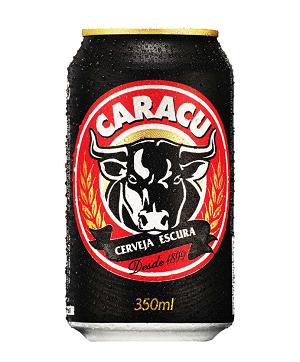 Cerveja Stout Ale Lata 350ml Caracu
