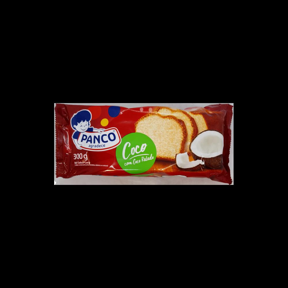 Bolo Panco Coco Unidade 300G