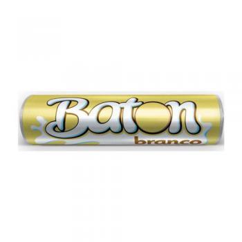 Choc Garoto Baton Branco C/5