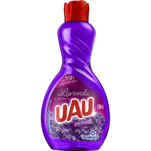 Limpador Perfumado Uau Lavanda E Conforto