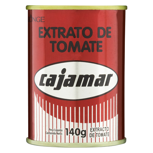 Extrato Tomate Cajamar