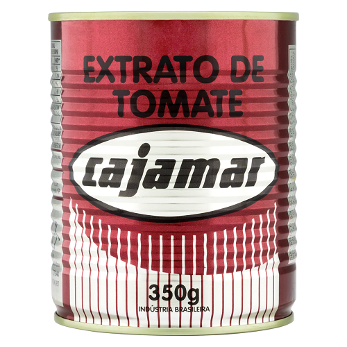 Extrato Tomate Cajamar 12/rs