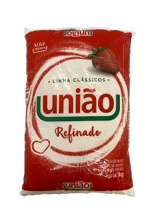 Açúcar Refinado União 1kgs