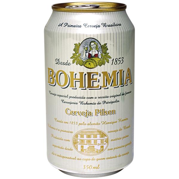 Bohemia Pilsen Lata 1 Unidade