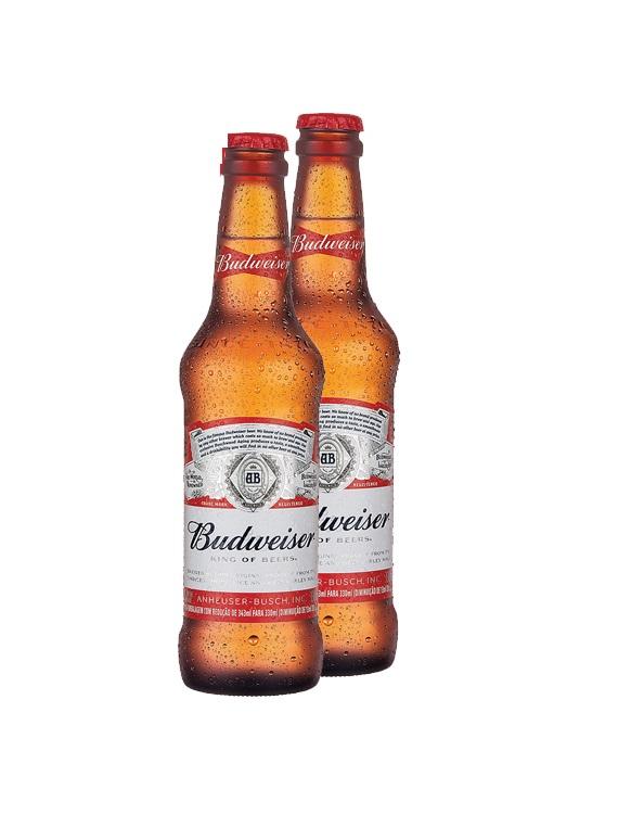 Cerv Budweiser Ln 330ml