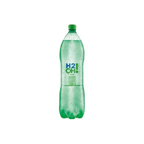 H2oh Limão Garrafa Pet 1,5 L