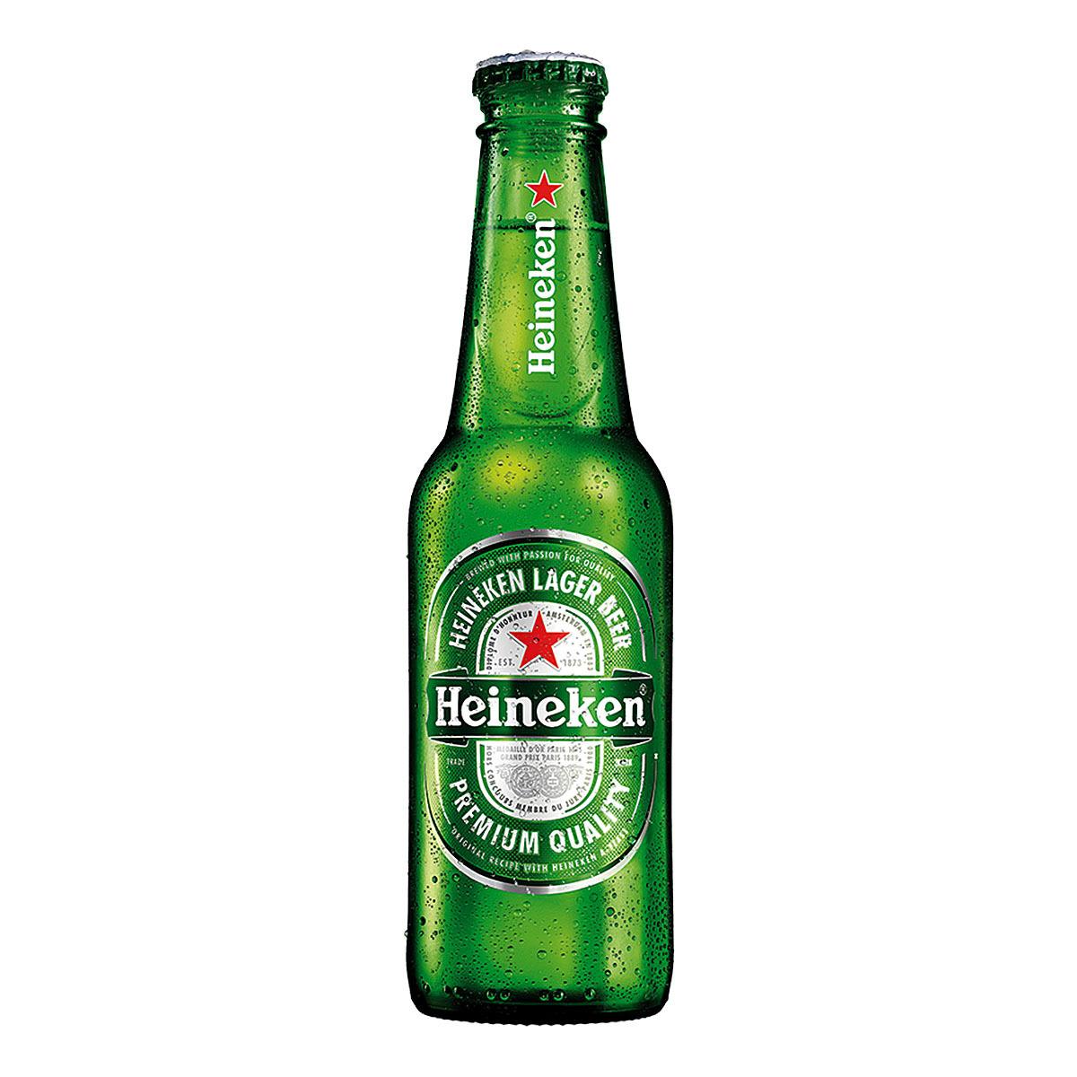 Cerveja Pale Lager 330ml Heineken