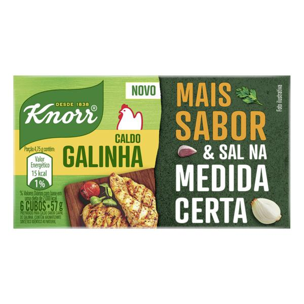 CALDO KNORR 57 G GALINHA