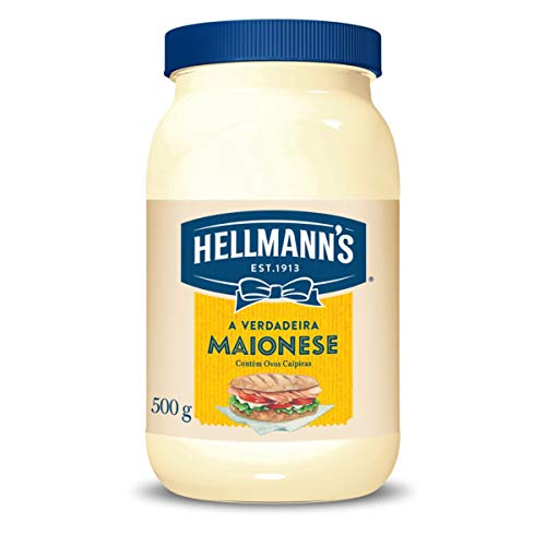 Maionese Hellmann S Pote 500g