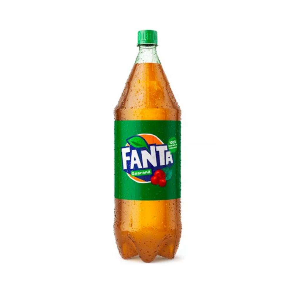 Refrigerante Guaraná Fanta Pet 2L + Grátis 250Ml