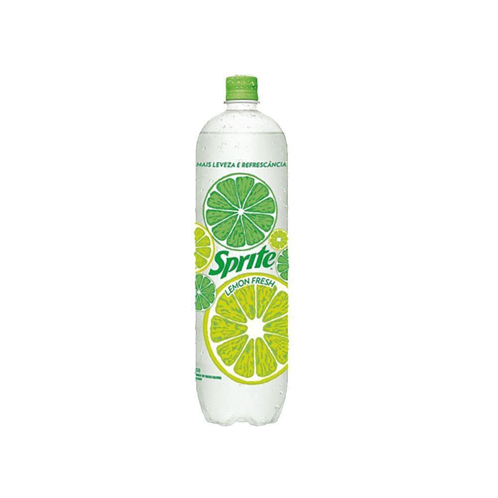 Refrigerante Sprite Lemon Fresh Pet 1,5L