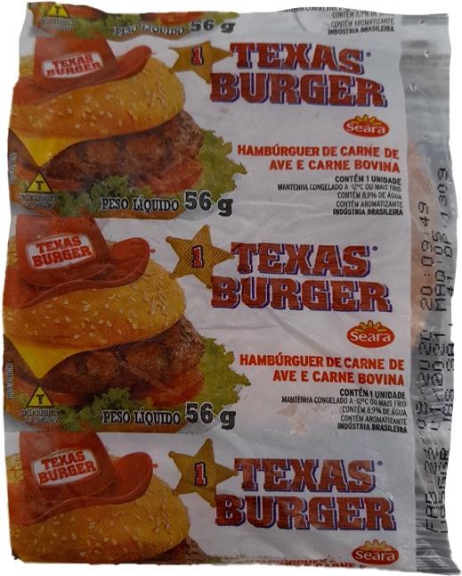 Texas Burger Granel