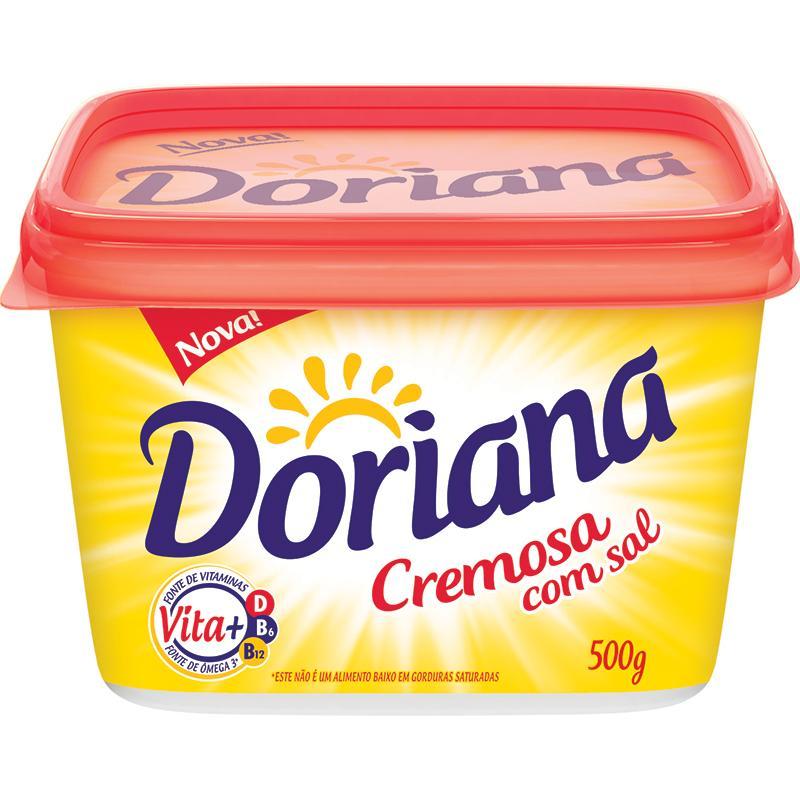 Doriana Extra Cremosa Com Sal