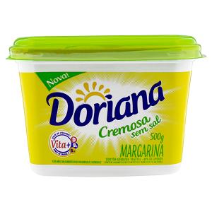 Margarina Sem Sal Doriana