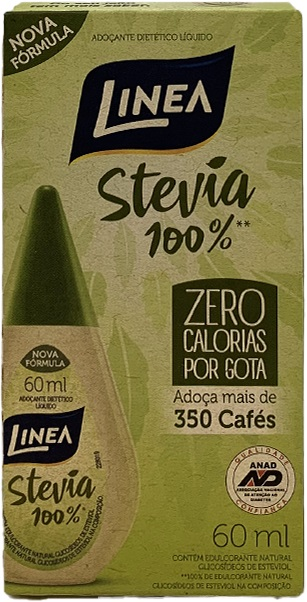 Adoçante Linea Stevia