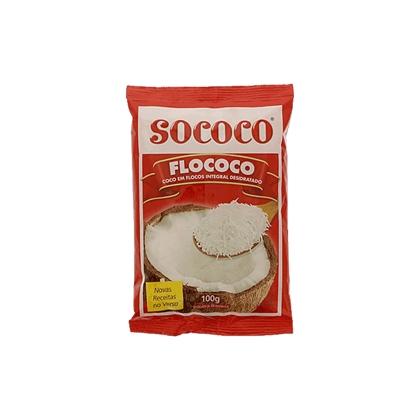 Coco Flocos Sococo