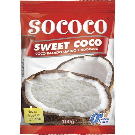 Coco Ralado Sococo Flocos Sweet