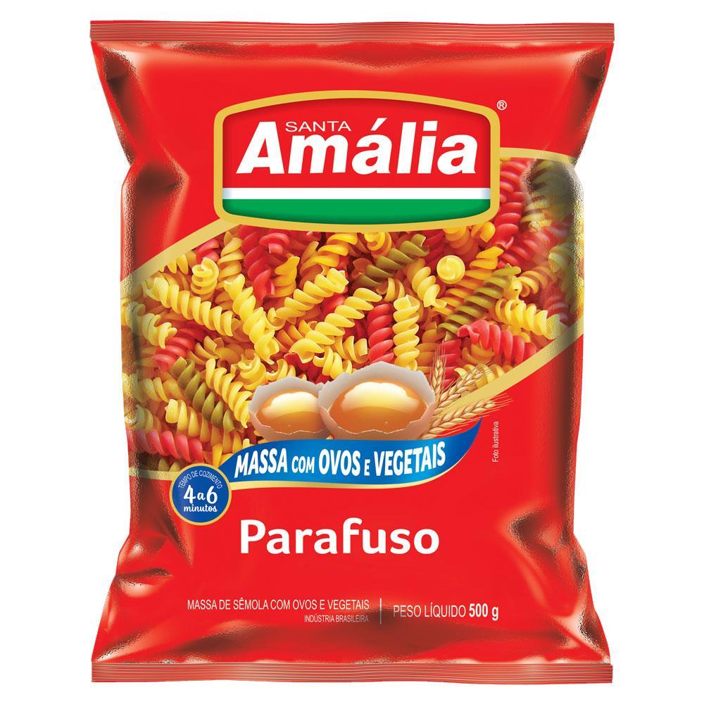 Parafuso Santa Amália Com Ovos