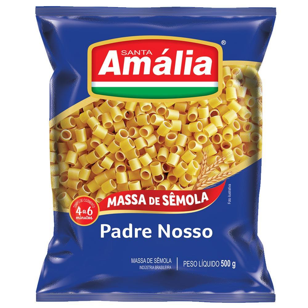 Padre Nosso Santa Amália Sêmola