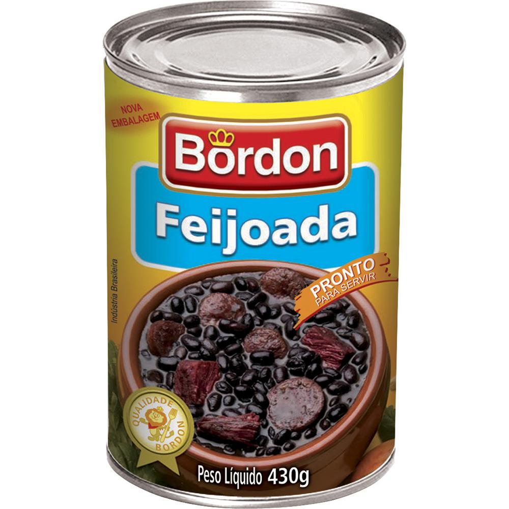 Feijoada Bordon 24x 2513 | Feijoada Bordon 430 Gr