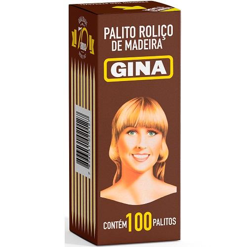 Palito de Dente Gina 100Un
