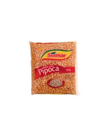 Milho para Pipoca Siamar 500G