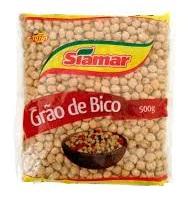 Grão de Bico Siamar 500G