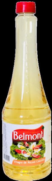Vinagre Belmont de Álcool Colorido Embalagem 750Ml