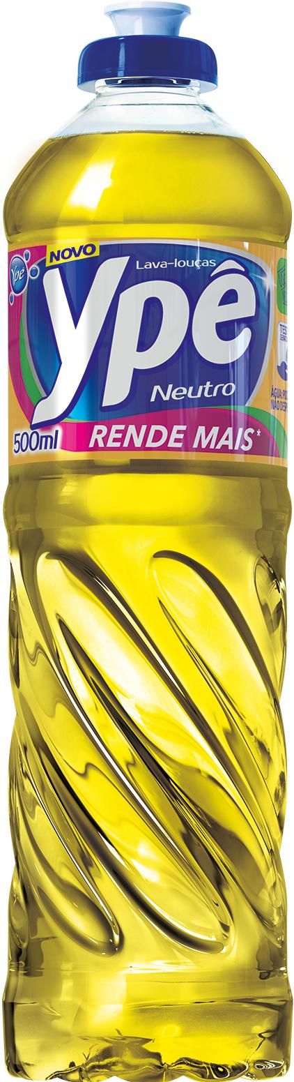 Detergente Líquido Neutro Ypê Frasco 500ml