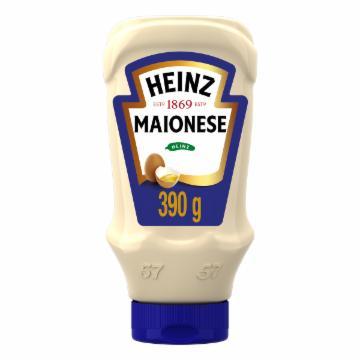 Maionese Heinz Squeeze 390g