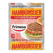 Hambúrguer Misto Frimesa Embalagem 56G