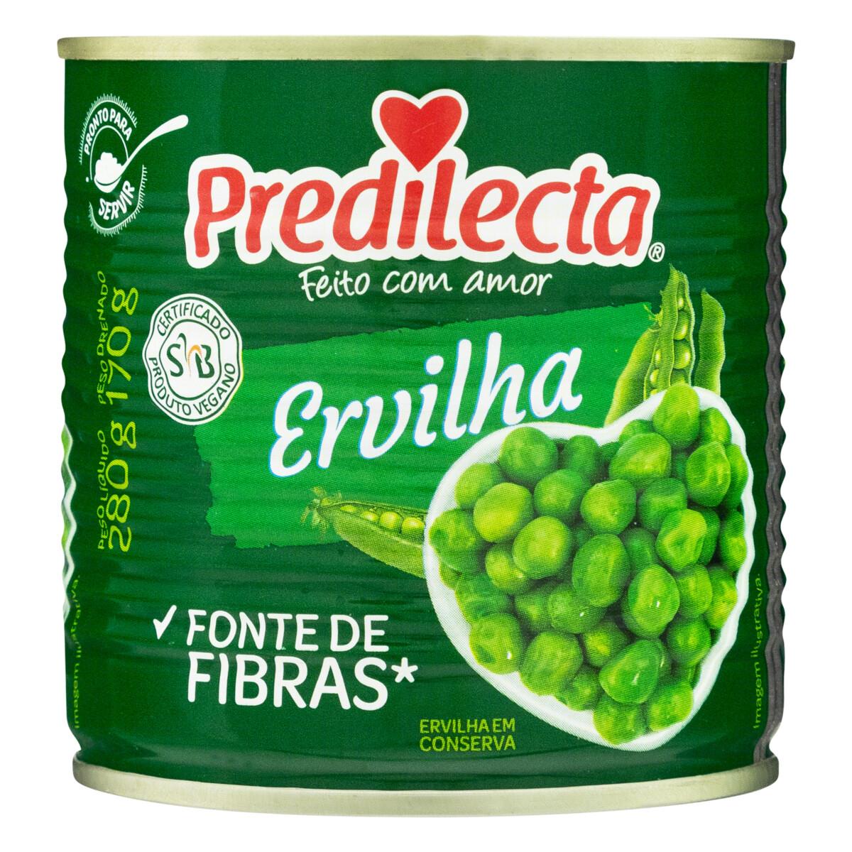 Ervilha Predilecta 170G.