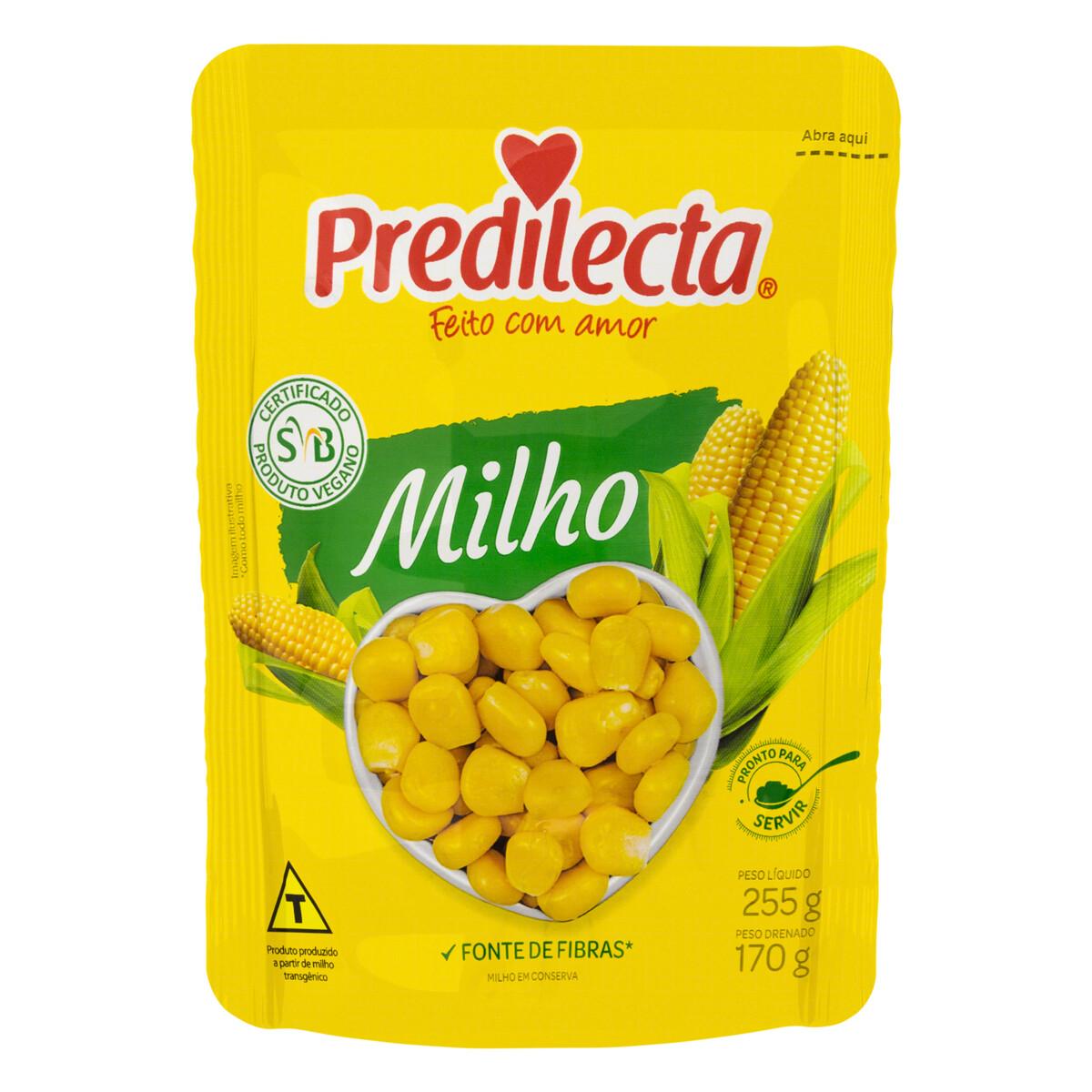 Milho Verde em Conserva Predilecta 280G